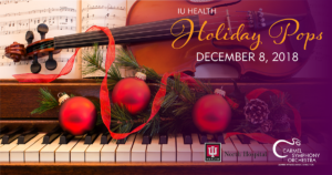 Celebrate the Season When the Indianapolis Children's Choir Joins the CSO for IU Health Holiday Pops
